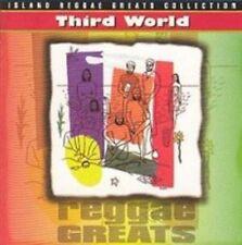 THIRD WORLD Reggae Greats CD BRAND NEW Compilation