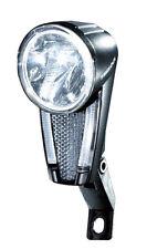 Trelock Fahrrad LED Scheinwerfer LS 872 f. Nabendynamo 40 LUX