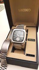 "1974-Seiko 7016-5000 ""Monaco"" Japanese Chronograph Flyback-Wrist Watch Automatic"