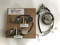The 59 Les Paul Pre-Wired Kit Long Shaft Pots PIO tone caps Switch Gavitt Wire
