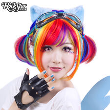 RockStar Wigs® Rainbow Rock™ Collection - Rainbow Bob