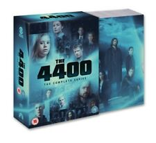 4400 1-4 (2004-2007) - The COMPLETE Seasons SciFi TV Series - NEW UK DVD not US