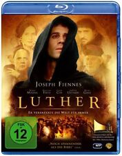 Luther (2003) Blu-Ray Joseph Fiennes, Alfred Molina, Eric Till BRAND NEW SEALED