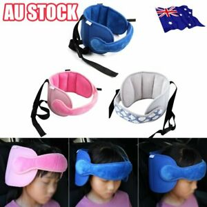 Baby Kid Child Car Head Support Sleep Belt Safety Seat Protector Aid Holder Nap~