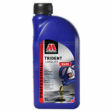 Millers Oils TRIDENT Longlife 5W-30 Fully Synthetic Engine Oil - 1 Litre 1L