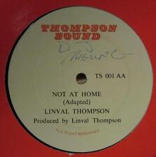 "Linval Thompson(12""Vinyl)You Baby (Adapted)--TS 001-Thompson Sou"