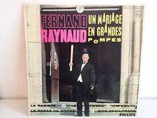 FERNAND RAYNAUD Un mariage en grandes pompes 844815 BY