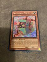 ITALIAN YUGIOH Box of Friends - NUMH-EN013 1ST EDITION SECRET RARE NM/M