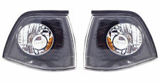 For BMW E36 4 Door & Compact Black Clear Front Indicators Detector Replacement