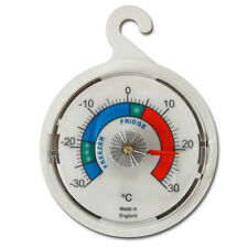 FRIDGE THERMOMETER - FOR FREEZER FRIDGE REFRIGERATOR WITH HANGING HOOK- IN-052