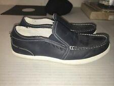 Unlisted, A  Kenneth Cole Production (boat Anchor) Size 9 Navy Blue