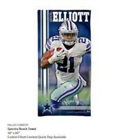 Ezekiel Elliott Dallas Cowboys,NFL Football Strandtuch,Badetuch Beach Towel