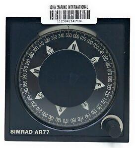 Simrad AR77 Analog and Bearing Repeater IMI