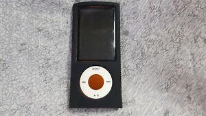 READ DESCRIPTION Apple A1320 iPod Nano 5th Generation 16gb Orange (MAIN UNIT ONL