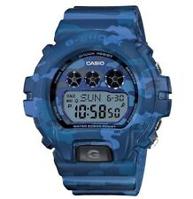 Casio G Shock *GMDS6900CF-2 S-Series Camo Blue for Women COD PayPal