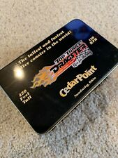 Cedar Point TOP THRILL DRAGSTER Inaugural Rider Commemorative Coin Medallion