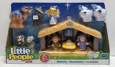 Fisher-Price - Little People - 10 Figure Nativity Set.