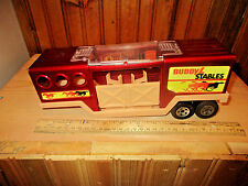 1980 Buddy L Stables Trailer, Trailor only