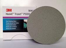 3m disco Trizact 50414 150mm abrasivo fine Hookit 3000