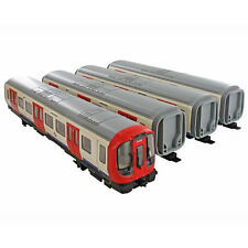 HO / OO scale  LONDON UNDERGROUND TUBE S STOCK MODEL TRAIN SUBWAY METRO BACHMANN