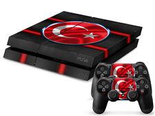 Faceplates und Designfolien für PlayStation 4 Konsole