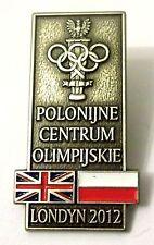 Pin Spilla Olimpiadi London 2012 - Polonijne Centrum Olimpijskie London 2012 U