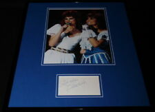 Dottie West Signed Framed 16x20 Photo Poster Display