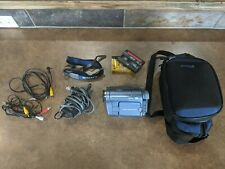 Sony Handycam Ccd-Trv128 Digital-8 Camcorder -*Extremely limited use*- Nice