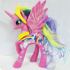 14CM My Little Pony Princess Cadance Figure Funny Cake Toppers Toy Kids Gift