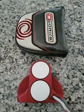 New listing odyssey o-works red 2-ball putter