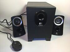 Logitech Z313 Speaker System with Subwoofer (980-000382)