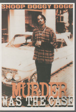 Snoop Doggy Dog Carte Postale Postcard 1296 Murder Was The Case