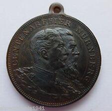 Medaille Zur Erinnerung an die --Centenarfeier Nürnberg-- 22. März 1897