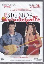 Dvd IL SIGNOR QUINDICIPALLE con Francesco Nuti Sabrina Ferilli nuovo 1998