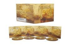 METALLICA - WOODSTOCK & BEYOND: -THE LEGENDARY BROADCASTS - 4 CD SET - BRAND NEW