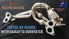 TOYOTA 86 Header with Catalytic Converter
