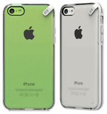 PUREGEAR SLIM SHELL WHITE/CLEAR CASE HARD COVER FOR APPLE iPHONE 5c