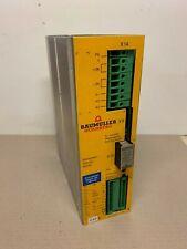 Baumüller BUS3-10-30 45M361813, 45 M 361813 Servo drive, Servoregler Bedas BUS 3