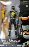 Power Rangers Lightning Collection ~ DINO CHARGE BLACK RANGER EXCLUSIVE FIGURE