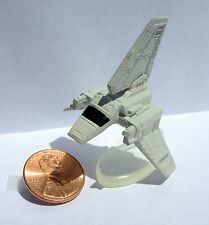 Star Wars Micro Machines IMPERIAL SHUTTLE with stand