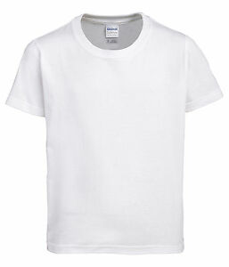Gildan Softstyle™ Youth Ringspun T-Shirt All Sizes