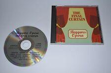 Beggars Opera - The Final Curtain / Scratch Records 1996 / Rar