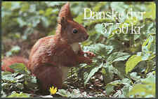 DENMARK HS73 (1012) Bird Booklet, VF,
