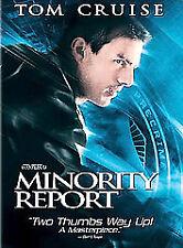 Minority Report (Dvd, 2003) - New & Sealed!