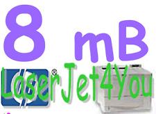 8MB HP DesignJet Plotter 200 220 600 Memory Upgrade