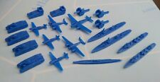 Axis & Allies Game Parts: France Army/Navy/Air Lot (NEW HBG sculpts for Eu40)