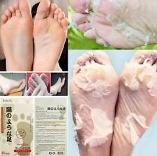 Hot 1Pair Butterfly Baby Foot Renewal Mask Remove Dead Skin Peeling Cuticle Heel