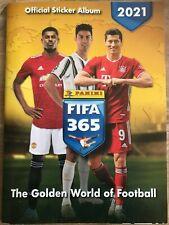 Panini FIFA 365 2021 Empty Sticker Album (Mint)