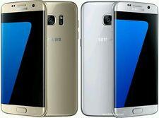 Samsung Galaxy S7 edge SM-G935- 32GB - Black/Gold/Silver(Unlocked) Smartphone