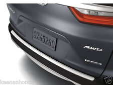 Genuine Oem Honda Cr-V Brushed Stainless Rear Bumper Protector 2017-2019 Crv Tla (Fits: Honda)